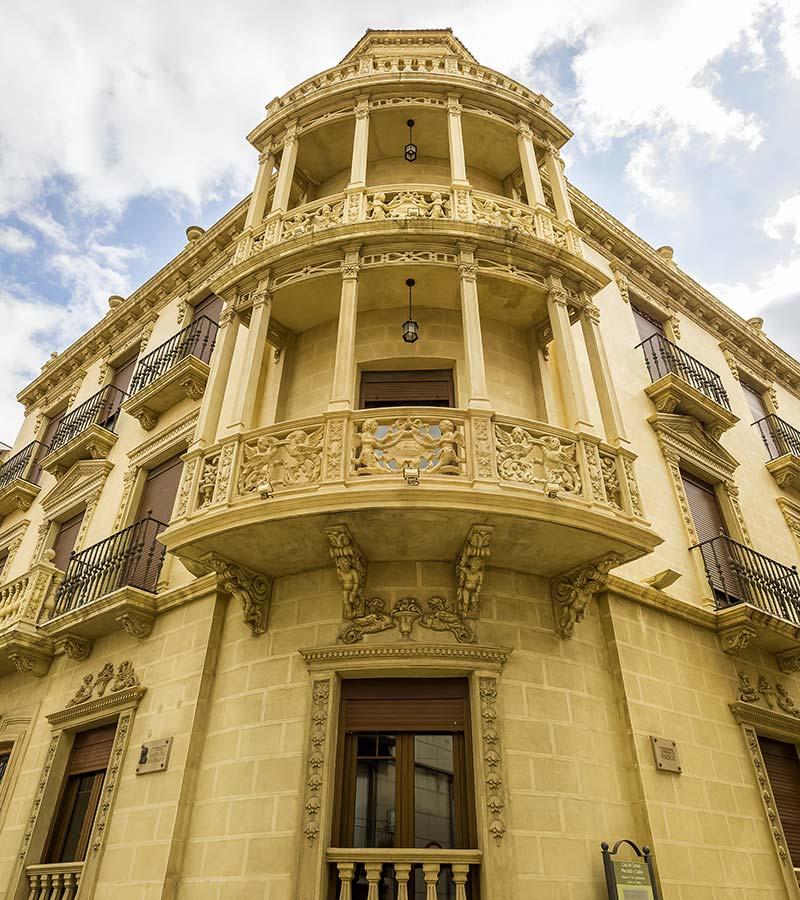 Casa del Círculo Mercantil
